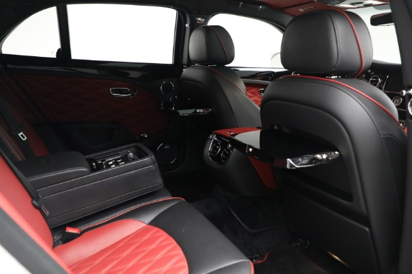 Used 2018 Bentley Mulsanne Speed for sale $228,900 at Rolls-Royce Motor Cars Greenwich in Greenwich CT 06830 24