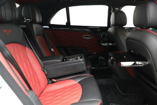 Used 2018 Bentley Mulsanne Speed for sale $228,900 at Rolls-Royce Motor Cars Greenwich in Greenwich CT 06830 25