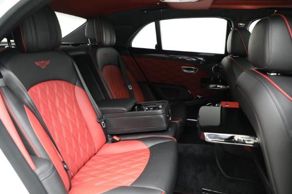 Used 2018 Bentley Mulsanne Speed for sale $228,900 at Rolls-Royce Motor Cars Greenwich in Greenwich CT 06830 26