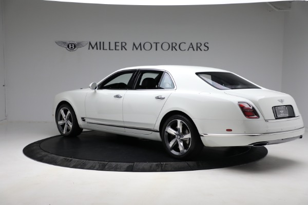 Used 2018 Bentley Mulsanne Speed for sale Sold at Rolls-Royce Motor Cars Greenwich in Greenwich CT 06830 3