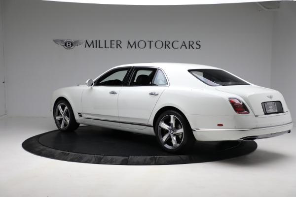 Used 2018 Bentley Mulsanne Speed for sale $228,900 at Rolls-Royce Motor Cars Greenwich in Greenwich CT 06830 3