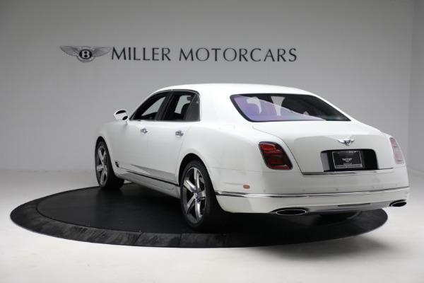 Used 2018 Bentley Mulsanne Speed for sale $228,900 at Rolls-Royce Motor Cars Greenwich in Greenwich CT 06830 4