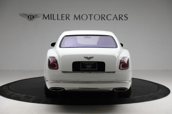 Used 2018 Bentley Mulsanne Speed for sale $228,900 at Rolls-Royce Motor Cars Greenwich in Greenwich CT 06830 5
