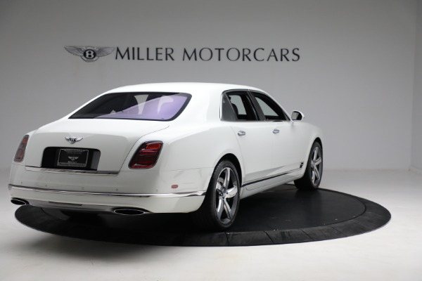 Used 2018 Bentley Mulsanne Speed for sale Sold at Rolls-Royce Motor Cars Greenwich in Greenwich CT 06830 6