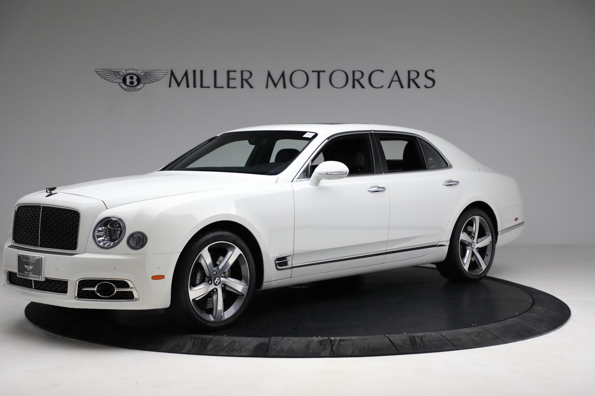 Used 2018 Bentley Mulsanne Speed for sale $228,900 at Rolls-Royce Motor Cars Greenwich in Greenwich CT 06830 1