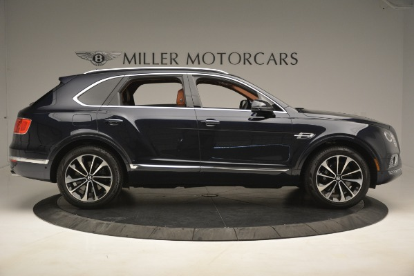 Used 2018 Bentley Bentayga Signature for sale Sold at Rolls-Royce Motor Cars Greenwich in Greenwich CT 06830 10