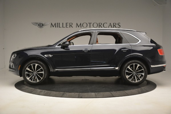 Used 2018 Bentley Bentayga Signature for sale Sold at Rolls-Royce Motor Cars Greenwich in Greenwich CT 06830 4