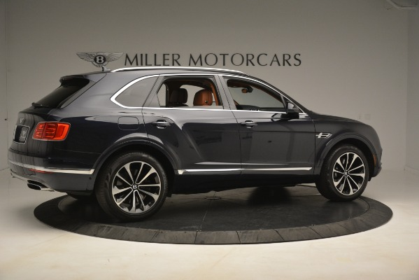 Used 2018 Bentley Bentayga Signature for sale Sold at Rolls-Royce Motor Cars Greenwich in Greenwich CT 06830 9
