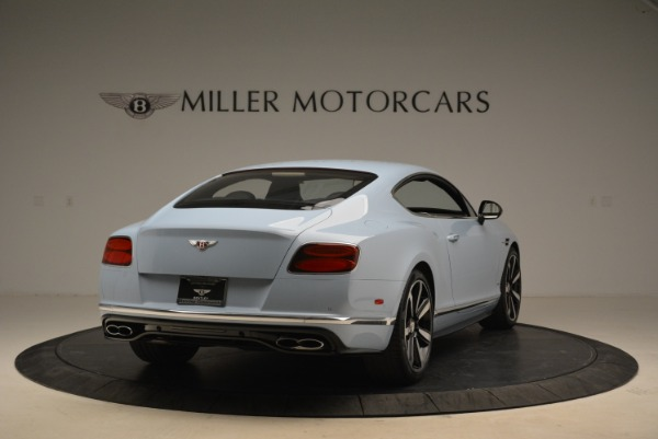 Used 2016 Bentley Continental GT V8 S for sale Sold at Rolls-Royce Motor Cars Greenwich in Greenwich CT 06830 7