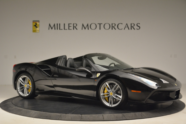 Used 2016 Ferrari 488 Spider for sale Sold at Rolls-Royce Motor Cars Greenwich in Greenwich CT 06830 10