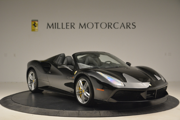 Used 2016 Ferrari 488 Spider for sale Sold at Rolls-Royce Motor Cars Greenwich in Greenwich CT 06830 11