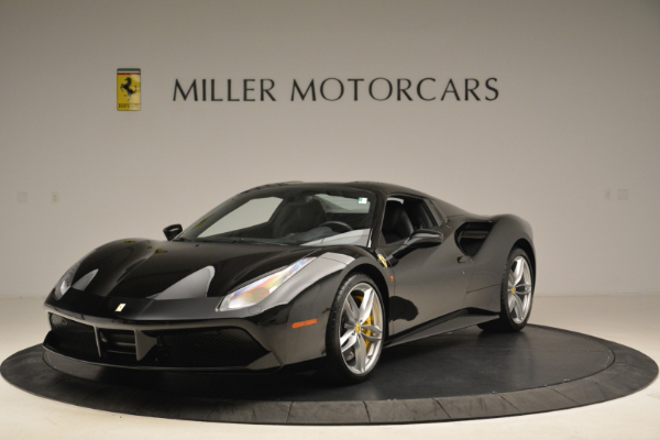 Used 2016 Ferrari 488 Spider for sale Sold at Rolls-Royce Motor Cars Greenwich in Greenwich CT 06830 13