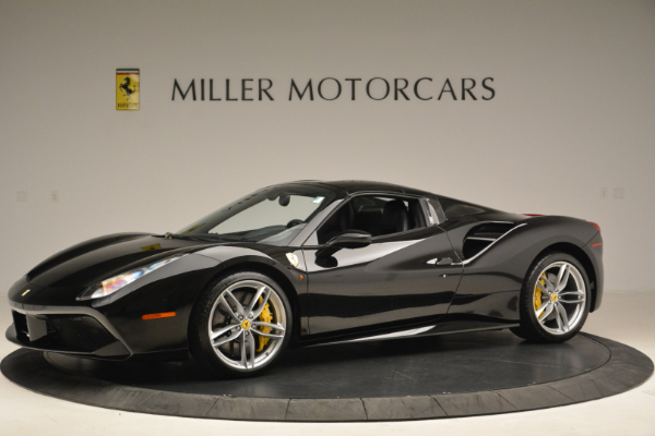 Used 2016 Ferrari 488 Spider for sale Sold at Rolls-Royce Motor Cars Greenwich in Greenwich CT 06830 14
