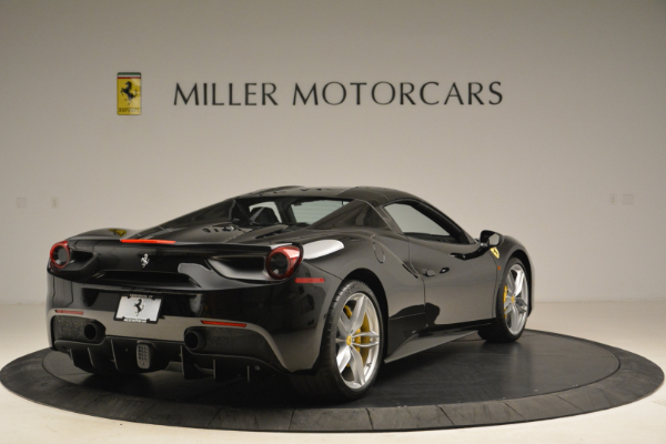 Used 2016 Ferrari 488 Spider for sale Sold at Rolls-Royce Motor Cars Greenwich in Greenwich CT 06830 19