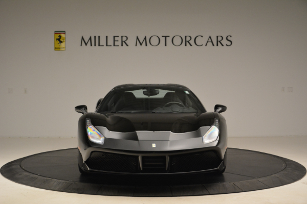 Used 2016 Ferrari 488 Spider for sale Sold at Rolls-Royce Motor Cars Greenwich in Greenwich CT 06830 24