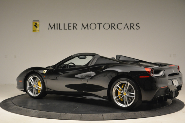 Used 2016 Ferrari 488 Spider for sale Sold at Rolls-Royce Motor Cars Greenwich in Greenwich CT 06830 4