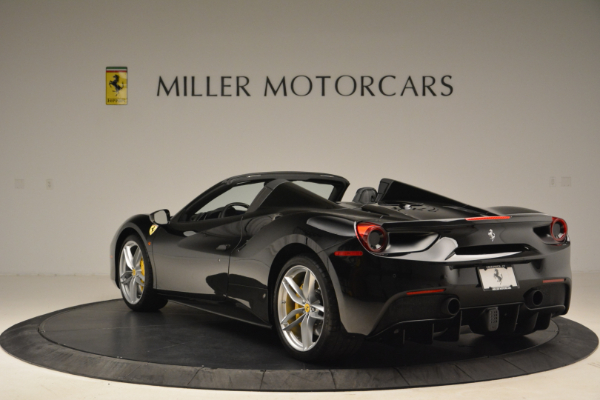 Used 2016 Ferrari 488 Spider for sale Sold at Rolls-Royce Motor Cars Greenwich in Greenwich CT 06830 5