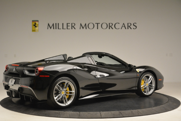 Used 2016 Ferrari 488 Spider for sale Sold at Rolls-Royce Motor Cars Greenwich in Greenwich CT 06830 8