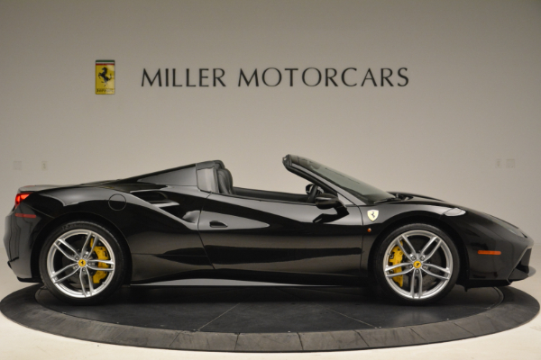 Used 2016 Ferrari 488 Spider for sale Sold at Rolls-Royce Motor Cars Greenwich in Greenwich CT 06830 9