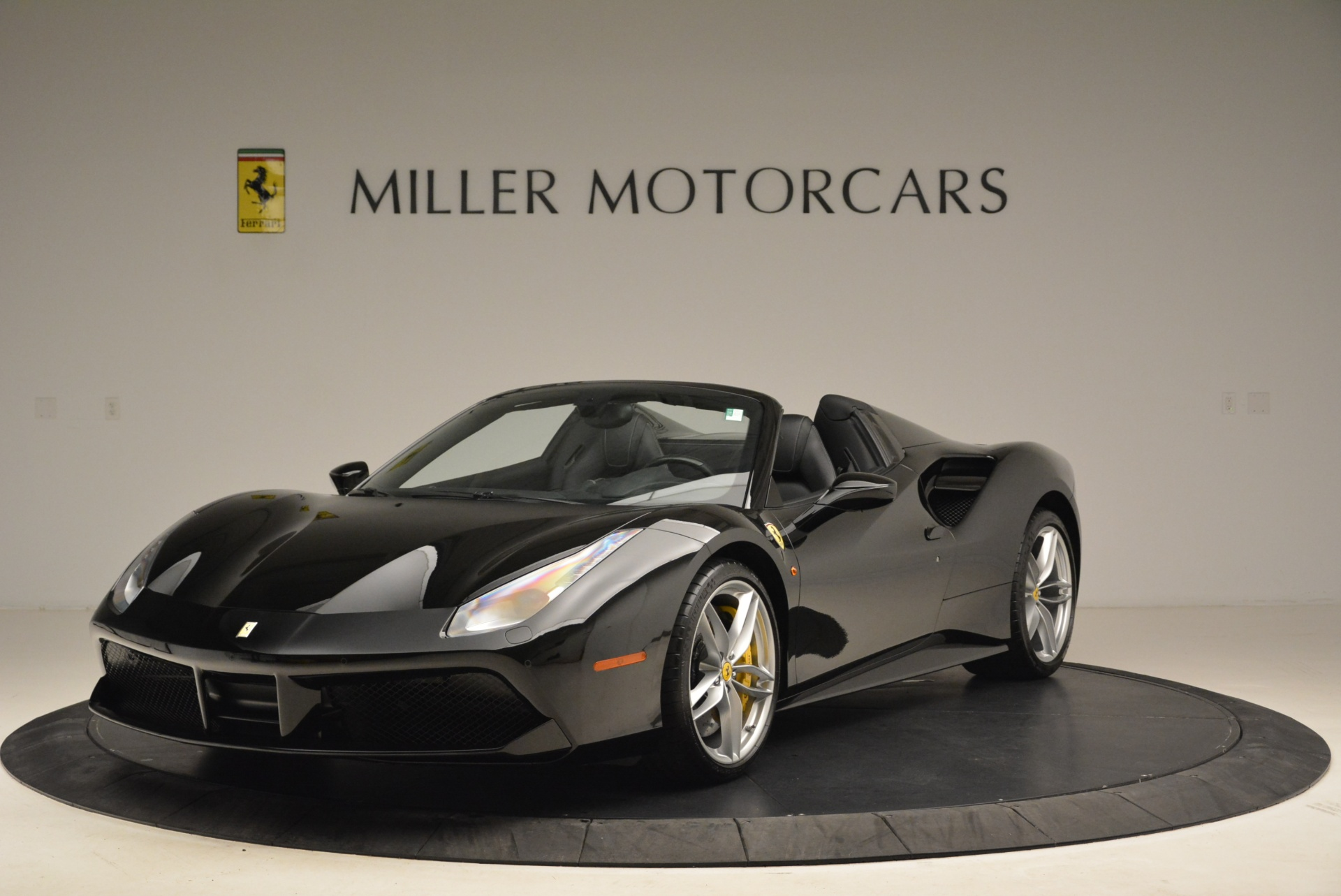 Used 2016 Ferrari 488 Spider for sale Sold at Rolls-Royce Motor Cars Greenwich in Greenwich CT 06830 1