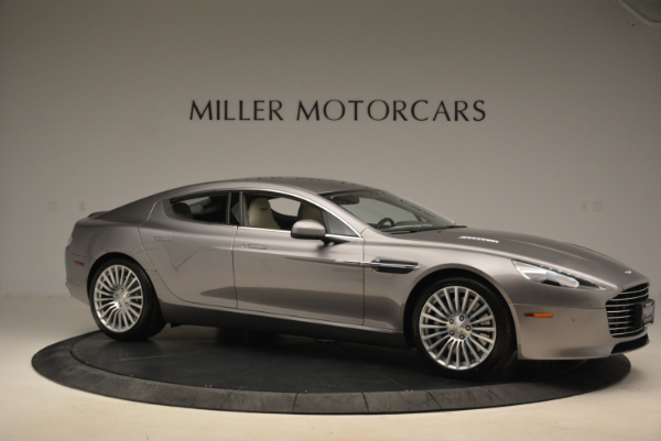 Used 2014 Aston Martin Rapide S for sale Sold at Rolls-Royce Motor Cars Greenwich in Greenwich CT 06830 10