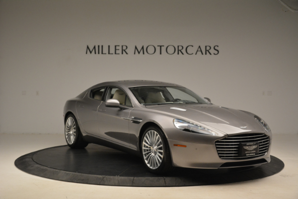 Used 2014 Aston Martin Rapide S for sale Sold at Rolls-Royce Motor Cars Greenwich in Greenwich CT 06830 11