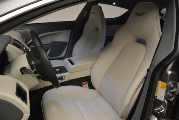 Used 2014 Aston Martin Rapide S for sale Sold at Rolls-Royce Motor Cars Greenwich in Greenwich CT 06830 15