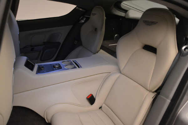Used 2014 Aston Martin Rapide S for sale Sold at Rolls-Royce Motor Cars Greenwich in Greenwich CT 06830 19