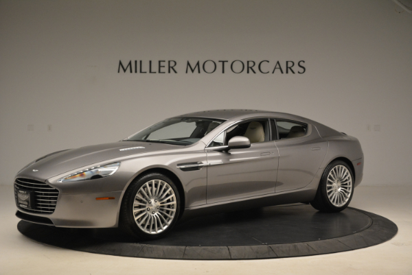 Used 2014 Aston Martin Rapide S for sale Sold at Rolls-Royce Motor Cars Greenwich in Greenwich CT 06830 2