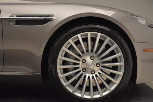 Used 2014 Aston Martin Rapide S for sale Sold at Rolls-Royce Motor Cars Greenwich in Greenwich CT 06830 24