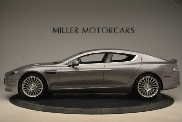 Used 2014 Aston Martin Rapide S for sale Sold at Rolls-Royce Motor Cars Greenwich in Greenwich CT 06830 3