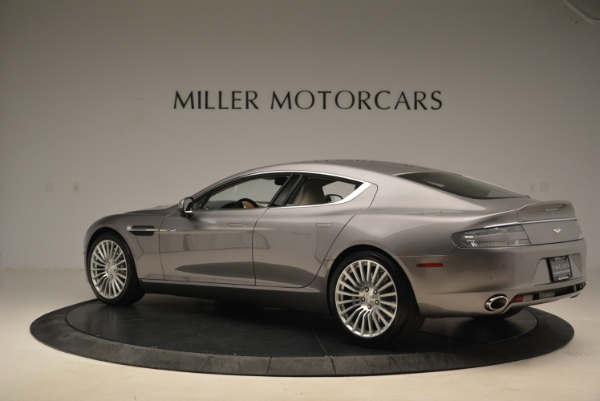 Used 2014 Aston Martin Rapide S for sale Sold at Rolls-Royce Motor Cars Greenwich in Greenwich CT 06830 4