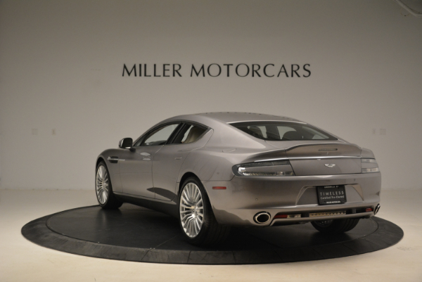 Used 2014 Aston Martin Rapide S for sale Sold at Rolls-Royce Motor Cars Greenwich in Greenwich CT 06830 5