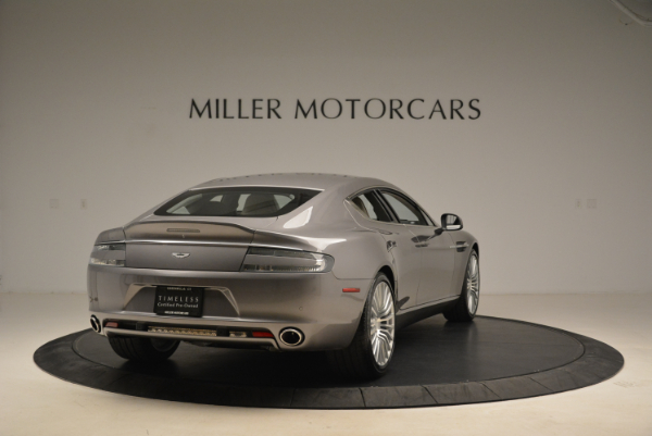 Used 2014 Aston Martin Rapide S for sale Sold at Rolls-Royce Motor Cars Greenwich in Greenwich CT 06830 7