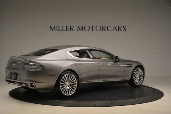 Used 2014 Aston Martin Rapide S for sale Sold at Rolls-Royce Motor Cars Greenwich in Greenwich CT 06830 8