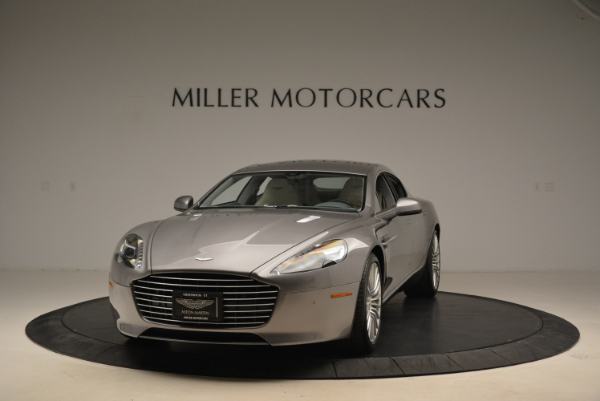 Used 2014 Aston Martin Rapide S for sale Sold at Rolls-Royce Motor Cars Greenwich in Greenwich CT 06830 1