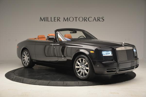 New 2016 Rolls-Royce Phantom Drophead Coupe Bespoke for sale Sold at Rolls-Royce Motor Cars Greenwich in Greenwich CT 06830 10