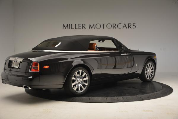 New 2016 Rolls-Royce Phantom Drophead Coupe Bespoke for sale Sold at Rolls-Royce Motor Cars Greenwich in Greenwich CT 06830 18