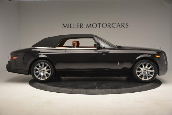 New 2016 Rolls-Royce Phantom Drophead Coupe Bespoke for sale Sold at Rolls-Royce Motor Cars Greenwich in Greenwich CT 06830 19