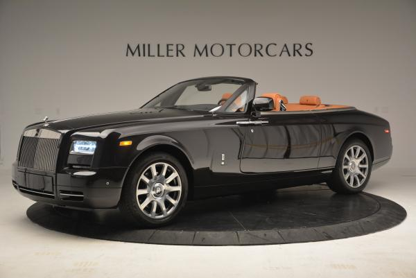 New 2016 Rolls-Royce Phantom Drophead Coupe Bespoke for sale Sold at Rolls-Royce Motor Cars Greenwich in Greenwich CT 06830 2