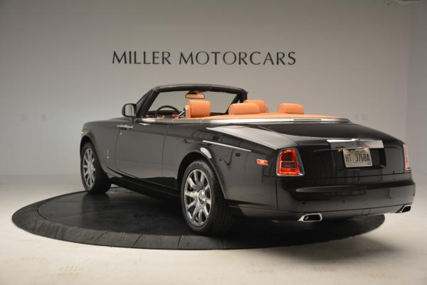 New 2016 Rolls-Royce Phantom Drophead Coupe Bespoke for sale Sold at Rolls-Royce Motor Cars Greenwich in Greenwich CT 06830 5