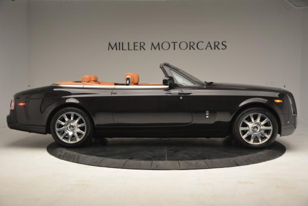 New 2016 Rolls-Royce Phantom Drophead Coupe Bespoke for sale Sold at Rolls-Royce Motor Cars Greenwich in Greenwich CT 06830 9