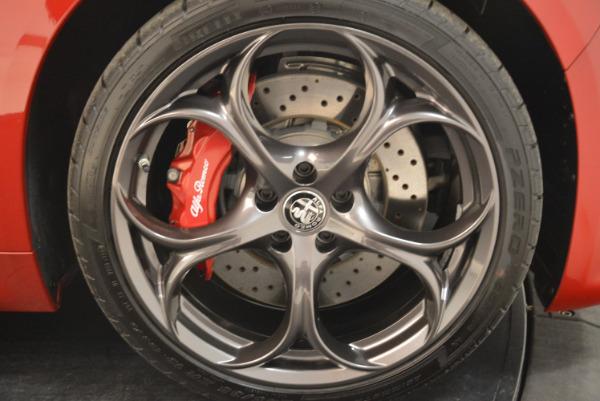 New 2018 Alfa Romeo Giulia Quadrifoglio for sale Sold at Rolls-Royce Motor Cars Greenwich in Greenwich CT 06830 25