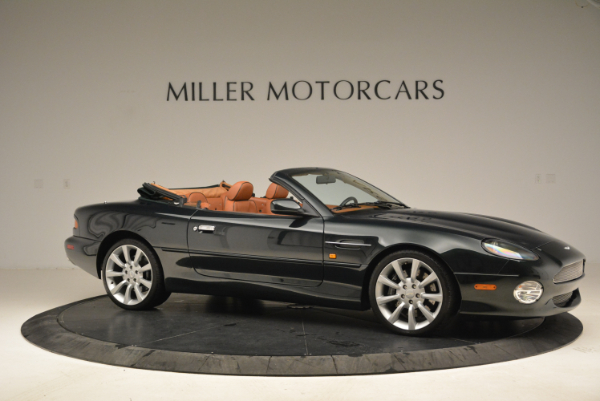 Used 2003 Aston Martin DB7 Vantage Volante for sale Sold at Rolls-Royce Motor Cars Greenwich in Greenwich CT 06830 10