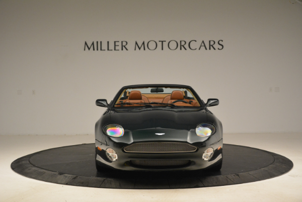 Used 2003 Aston Martin DB7 Vantage Volante for sale Sold at Rolls-Royce Motor Cars Greenwich in Greenwich CT 06830 12