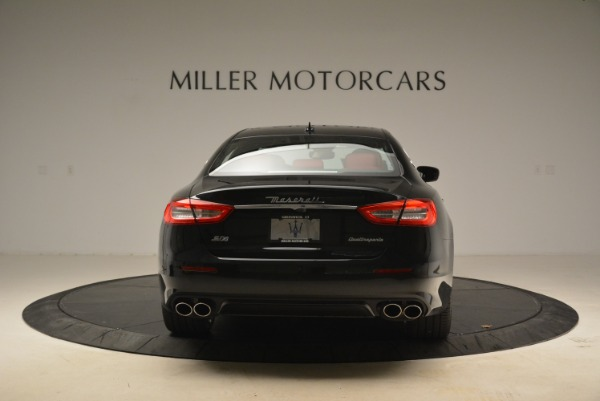 New 2018 Maserati Quattroporte S Q4 GranLusso for sale Sold at Rolls-Royce Motor Cars Greenwich in Greenwich CT 06830 8
