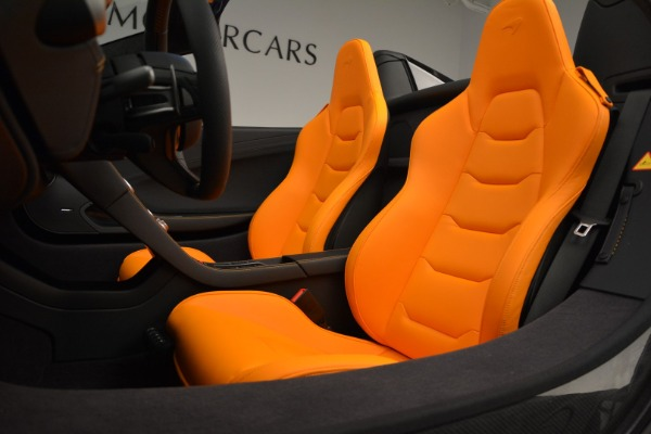Used 2015 McLaren 650S Spider for sale Sold at Rolls-Royce Motor Cars Greenwich in Greenwich CT 06830 25