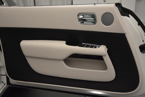 Used 2016 Rolls-Royce Wraith for sale Sold at Rolls-Royce Motor Cars Greenwich in Greenwich CT 06830 15