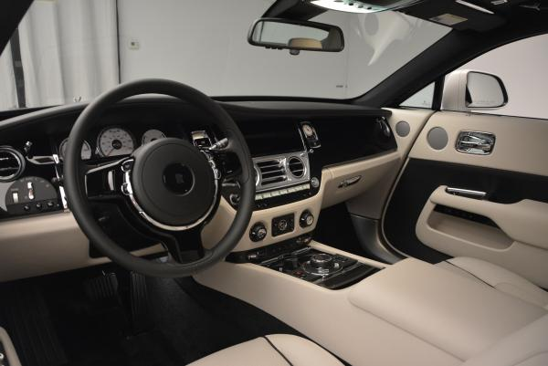 Used 2016 Rolls-Royce Wraith for sale Sold at Rolls-Royce Motor Cars Greenwich in Greenwich CT 06830 18