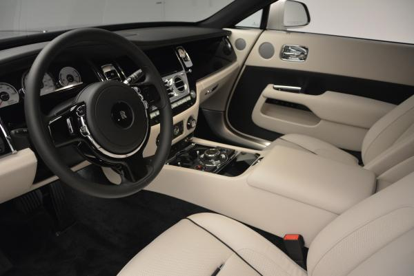 Used 2016 Rolls-Royce Wraith for sale Sold at Rolls-Royce Motor Cars Greenwich in Greenwich CT 06830 19